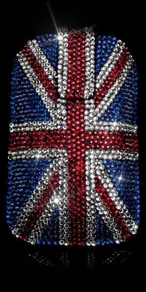 Glamour Handybag GB Flag