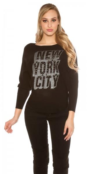 "Trendy Pullover ""NEW YORK CITY"""