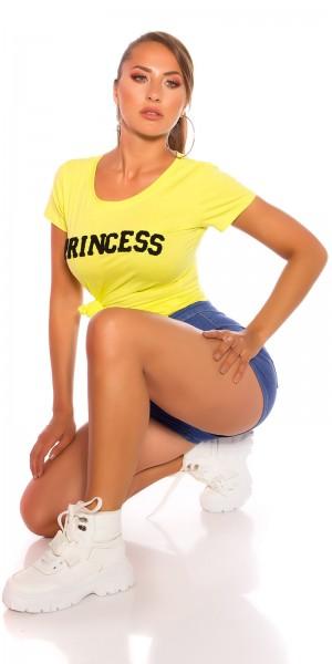"Trendy ""Princess"" T-Shirt"